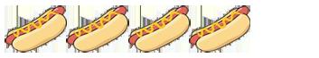 4-hotdogs